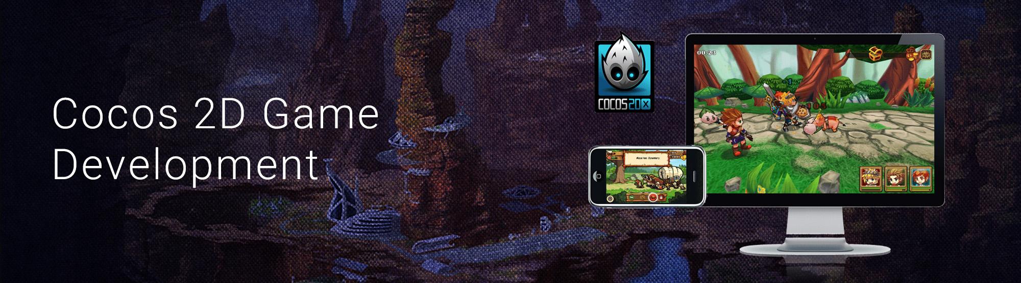 cocos 2d game development